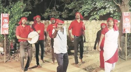 Cops tried to abduct or harm me: Arrested Tamil folksinger