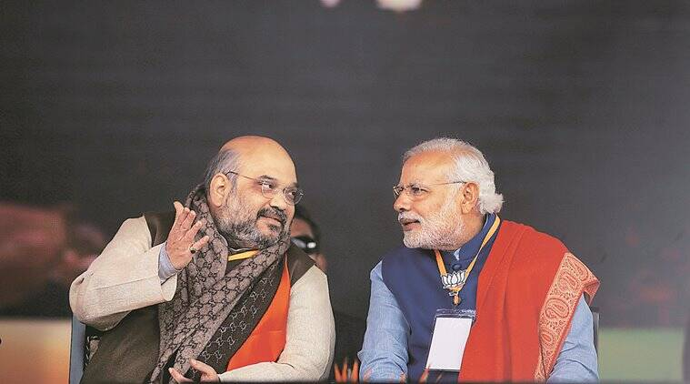 BJP keeps chairmanship of key parliamentary panels, except Home