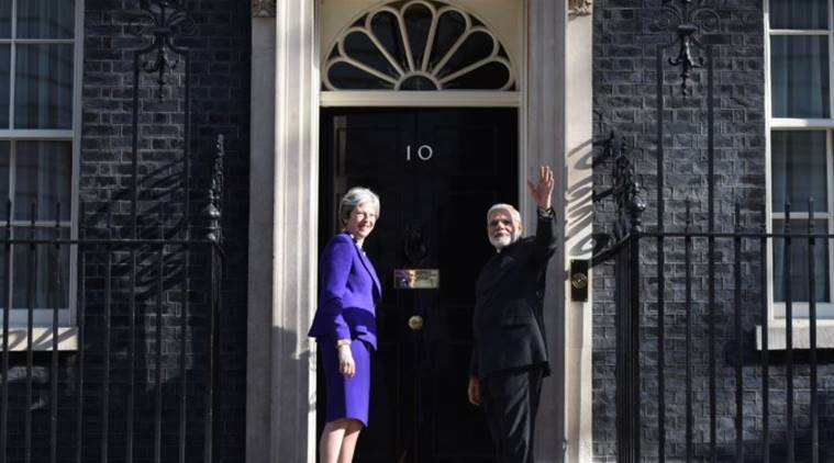 PM Modi in UK LIVE UPDATES: Modi to attend the Commonwealth Heads of Government Meeting
