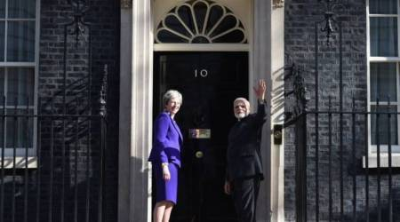 Narendra Modi in UK LIVE UPDATES: PM Modi arrives for Commonwealth Heads of Government Meeting