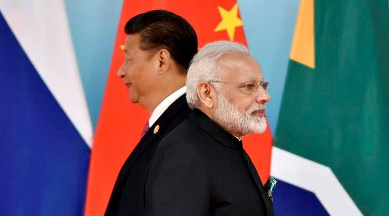 Image result for modi with trump and xi jinping