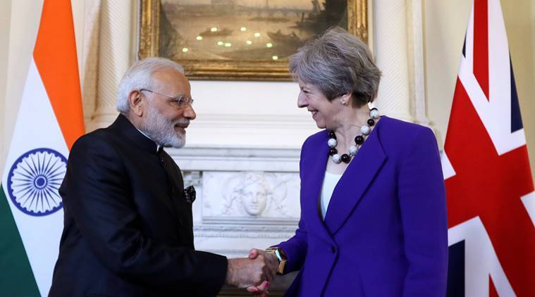 May wants Nigeria, Commonwealth nations to embrace homosexuality