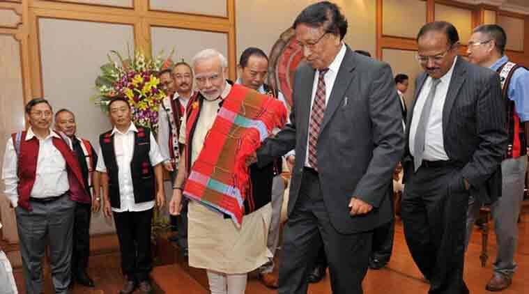 naga peace issue, naga peace accord, NSCN(IM), Narendra Modi, nagaland politics, naga peace talk, Thuingaleng Muivah Framework Agreement of 2015, indian express
