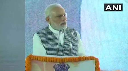 Congress left no stone un-turned to insult Ambedkar when he was alive: PM Modi