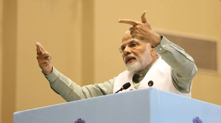 I don't work keeping elections in mind: PM Narendra Modi