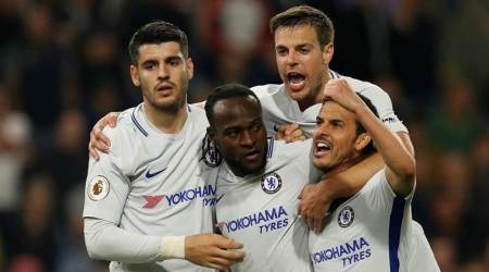 Successive wins for Chelsea, draw not enough for Southampton