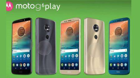 Moto G6 Play leaked in hands-on video, revealing 18:9 display and more