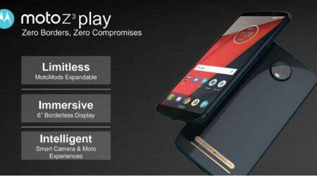 Moto Z3 Play image renders reveal glass back, dual rear cameras