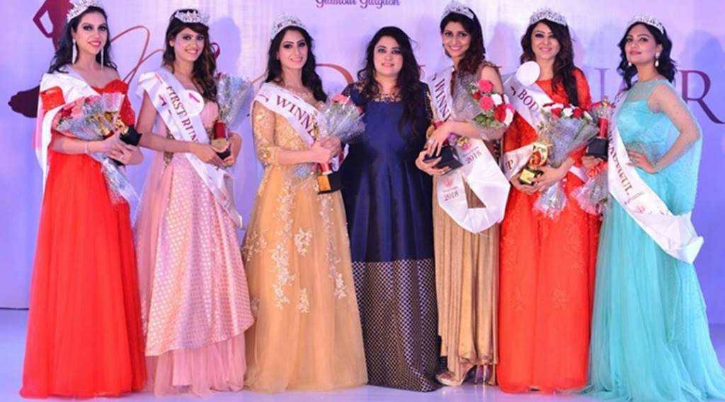 Akanksha Gupta Shelly Soni Crowned Mrs Delhi Ncr 2018 Lifestyle News The Indian Express
