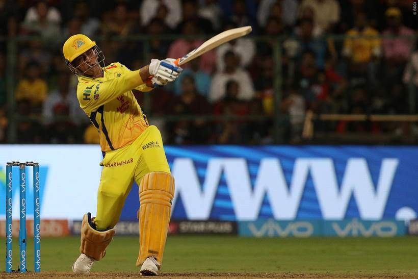 Ipl 2018 Ms Dhoni Adds Finishing Touch To Csk S Stunning Run Chase