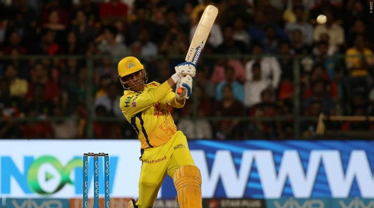 IPL 2018: MS Dhoni hits rewind, fast forward