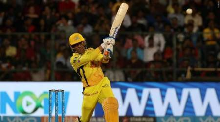 IPL 2018, RCB vs CSK: MS Dhoni hits rewind, fast forward
