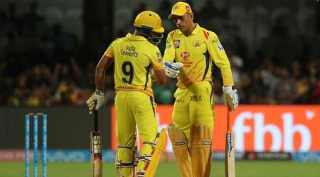 IPL 2018: Blazing MS Dhoni, Ambati Rayudu power CSK to stunning win over RCB