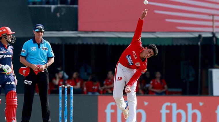 mujeeb Ur Rahman, Mujeeb Zadran, IPL 2018, Indian Premiere League, KXIP vs DD, sports news, cricket, Indian Express