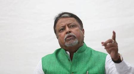 Mamata Banerjee gets excited and happy to see anti-democratic activities, says Mukul Roy