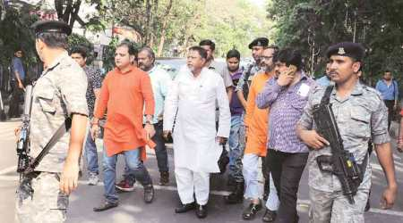 Bengal panchayat elections: Rural polls will mark beginning of end of TMC rule, says Mukul Roy