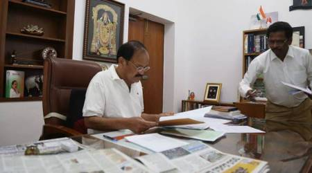 Venkaiah Naidu rejects notice to impeach CJI: Nothing suggests proved misbehaviour
