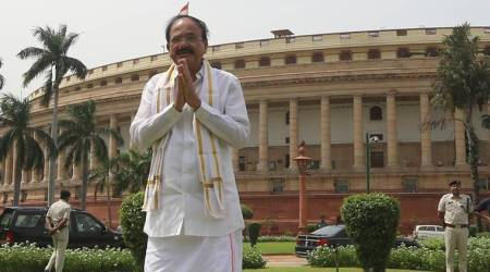 In Rajya Sabha: Venkaiah Naidu orders probe into press release by Secretariat