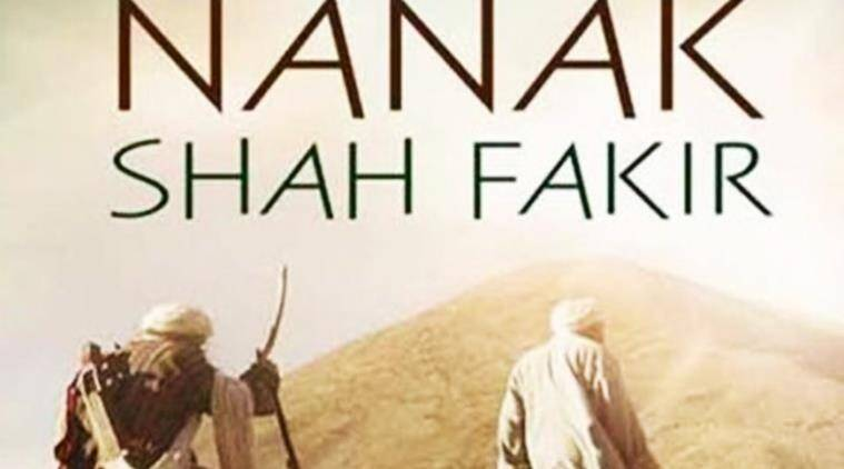 the poster of the film nanak shah fakir