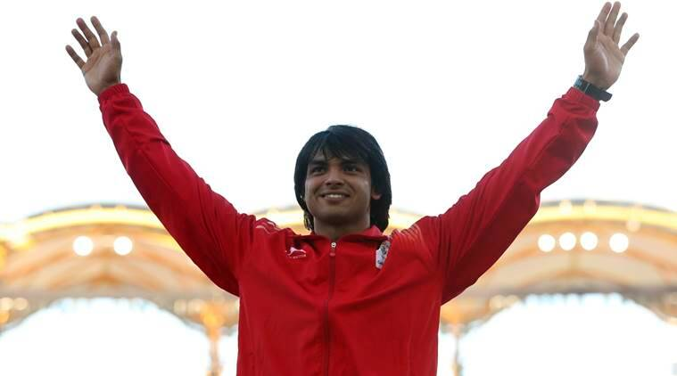 Neeraj Chopra to be India's flag-bearer at Asian Games 2018