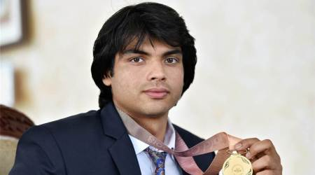 Neeraj Chopra sets sights on breaking India's track-and-field duck