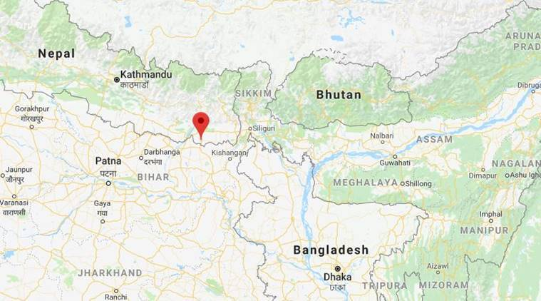 bomb blast reported in Indian consulate in Nepal, local group suspected