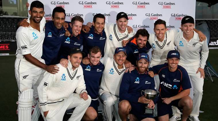New Zealand vs England, Kane Williamson, Tim Southee, Tim Southee wickets, sports news, cricket, Indian Express