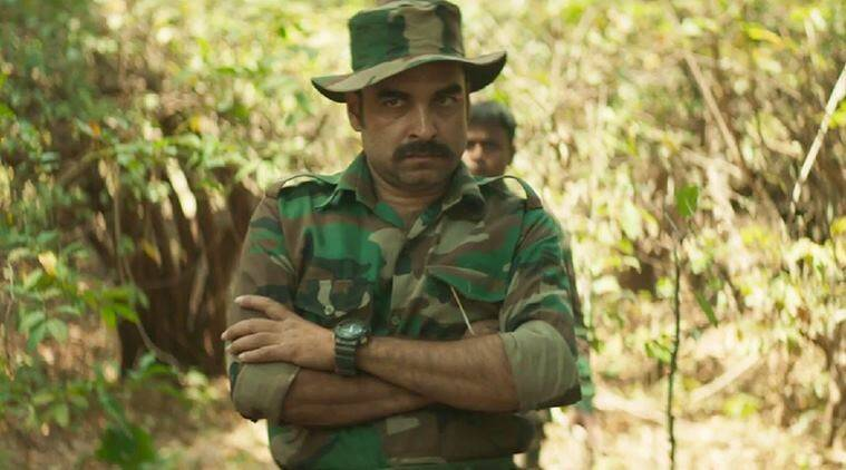 Pankaj Tripathi in Newton photos