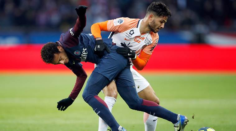 911b212ed41 Neymar says will be back in a month after foot injury