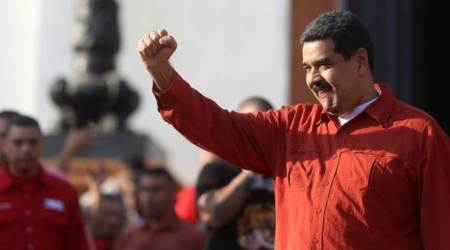Venezuela's President Nicolas Maduro travels to China in search of fresh funds