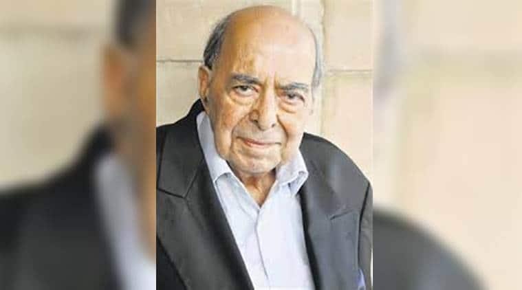 Veteran journalist S Nihal Singh