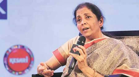 Can't force forces to procure indigenous weapons: NirmalaSitharaman
