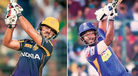 Sons Sanju Samson and Nitish Rana rivals in Indian Premier League, their fathers oldfriends