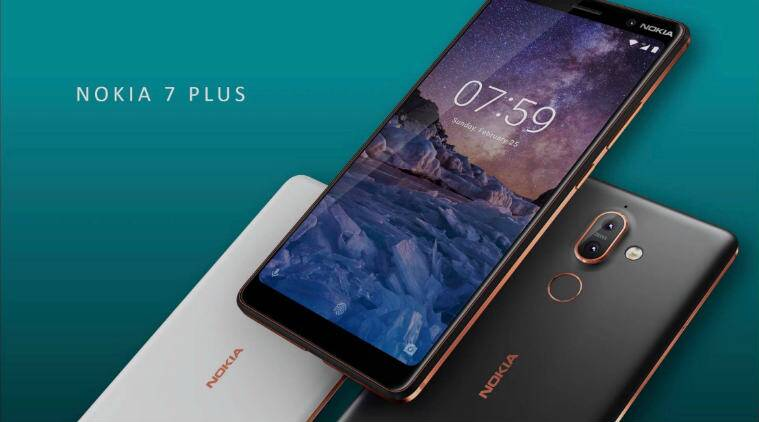 Nokia 7 Plus Nokia 6, Nokia 8 Sirocco Launch LIVE Updates All three are Android One phones