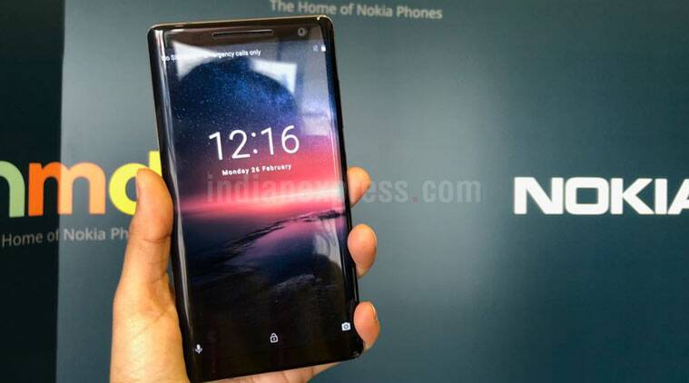 Nokia 6 (2018), Nokia 7 Plus, Nokia 8 Sirocco land in India