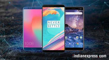 Nokia 7 plus vs Honor View 10 vs OnePlus 5T: Price, specifications comparison