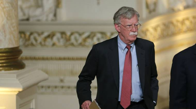 Kremlin: Trump's national security adviser Bolton set to visit