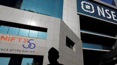nse, nifty, sensex, national stock exchange, corporate bonds, investment limit, indian express