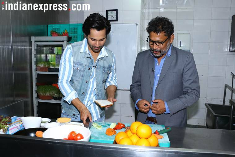 varun dhawan, shoojit sircar october feast
