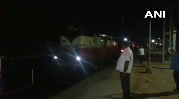 Ahmedabad-Puri express' coaches travels 15km sans engine; 7 suspended