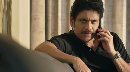 Officer teaser: RGV's touch missing in Nagarjuna's cop film
