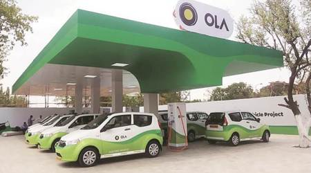 EV: Ola falls way short of 200-fleet target in Nagpur
