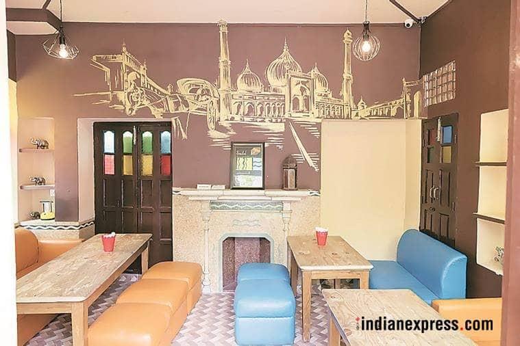old delhi haveli, chandni chowk, kashmere gate, shahjahanabad, jama masjid, zeenat mahal, delhi heritage structures, mughal structures in delhi, indian express
