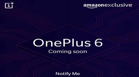 OnePlus 6 'Notify Me' page on Amazon India now live: Here's how to register