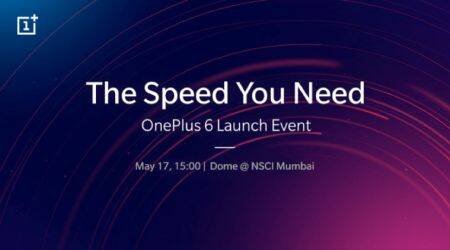 OnePlus 6 to launch in Mumbai on May 17: Here are the details