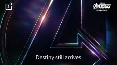 OnePlus, OnePlus 6 Avengers edition, OnePlus 6 launch, OnePlus 6 release date, OnePlus 6 price in India, Avengers: Infinity War, OnePlus 6 specifications, OnePlus 6 sale