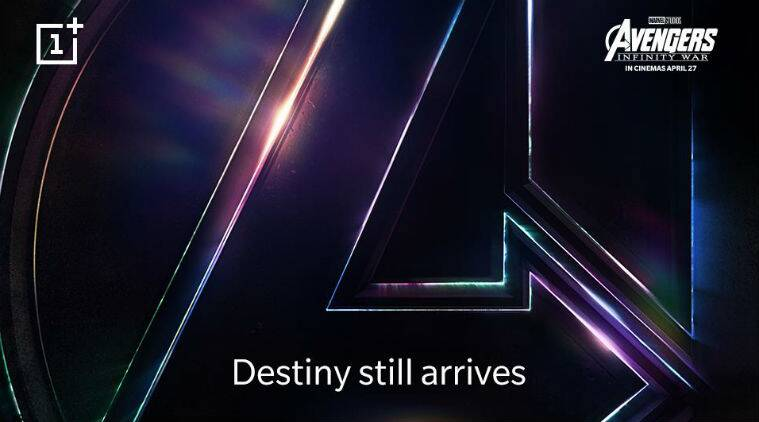 OnePlus 6, OnePlus 6 price, OnePlus 6 price in India, OnePlus free movie tickets, OnePlus movie ticket Avengers Infinity War, how to get free OnePlus Avengers movie tickets, OnePlus 6 launch, OnePlus 6 leaks