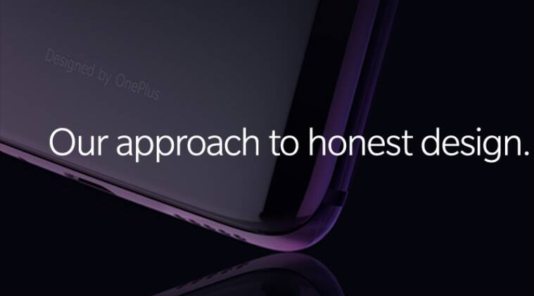 OnePlus 6's other big design change: It will be all glass, front andback
