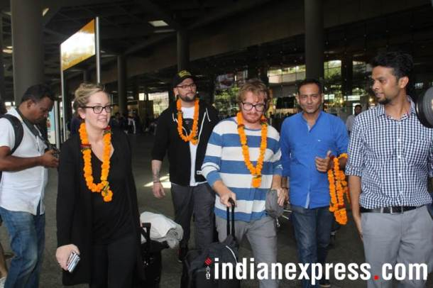 OneRepublic India tour