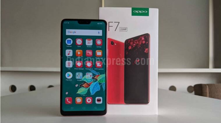 Oppo F7, Oppo F7 price, Oppo F7 price in India 2018, Oppo F7 vs Vivo V9, Oppo F7 review, Oppo F7 features, Oppo F7 specifications, Oppo